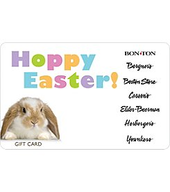Gift Card - Easter Rabbit