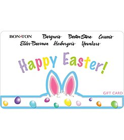 Gift Card - Easter Eggs