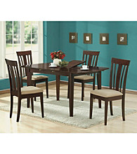 Monarch Timeless Casual Cappuccino Dining Collection