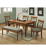 Monarch Country Dark Oak Dining Collection