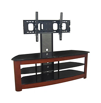 "W. Designs 60"" Regal Wood TV Stand"