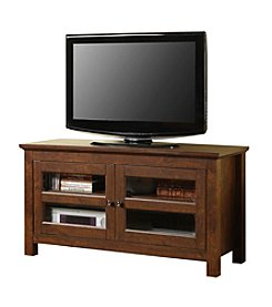 "W. Designs 44"" Coronado Traditional Brown TV Console"