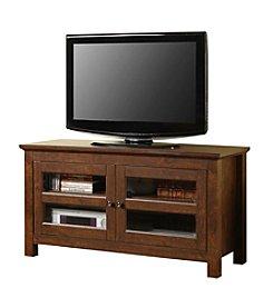 "W. Designs 44"" Coronado Traditional Brown TV Console"