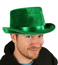 Green Adult Top Hat