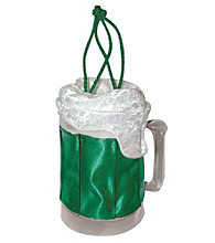 Green Beer Mug Purse