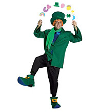 Adult General Mills Lucky Charms Leprechaun