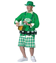Adult Cheers N' Beers Costume