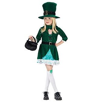 Lucky Leprechaun Child's Costume