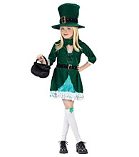 Lucky Leprechaun Child's Costume