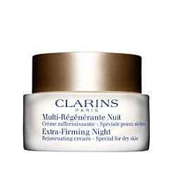 Clarins New Extra Firming Night Cream - Dry Skin