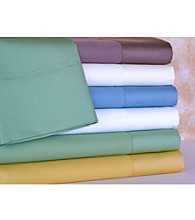 Elite Home Products Savannah 500-Thread Count Cotton Rich 6-pc. Sheet Sets
