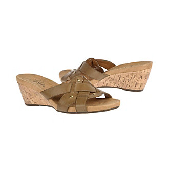 "Life Stride® ""Nile"" Wedge Sandal"