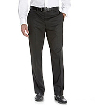 Calvin Klein Men's Straight Fit Mini Check Dress Pant