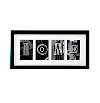"Prinz® Artful Expressions ""Home"" Wall Sentiment"