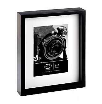 "Prinz® Black 4x6"" Shadow Box"