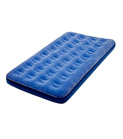 Pure Comfort Low-Profile Flocked Top Air Mattress