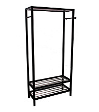 Ore International™ Hanger and Shoe Rack Stand