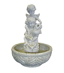 Ore International™ Angel Cascading Fountain