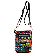 sakroots™ by The Sak® Neon One World Small Flap Messenger