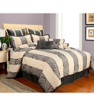 Trent 8-pc. Comforter Set by Home Fashions International