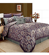 Chantilly 8-pc. Comforter Set by Home Fashions International