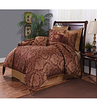 Exeter 8-pc. Comforter Set by Home Fashions International