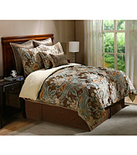 Rasmussen 8-pc. Comforter Set by Home Fashions International