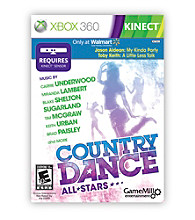 Xbox 360® Kinect Country Dance All Stars