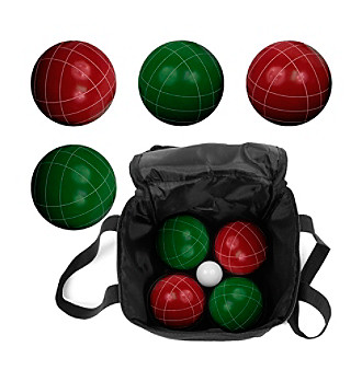 Trademark Games™ Premium Bocce Ball Set with Easy-Carry Bag