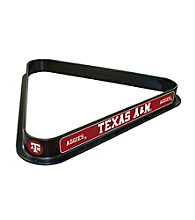 Trademark Games™ Texas A&M University Billiard Ball Triangle Rack