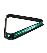 Trademark Games™ Tulane University Billiard Ball Triangle Rack