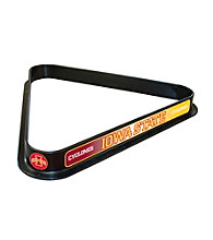Trademark Games™ Iowa State University Billiard Ball Triangle Rack