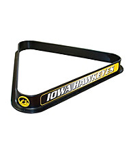 Trademark Games™ University of Iowa Billiard Ball Triangle Rack
