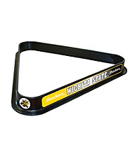 Trademark Games™ Wichita State University Billiard Ball Triangle Rack
