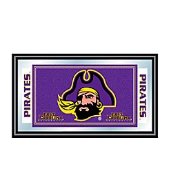 Trademark NCAA® East Carolina Pirates Framed Team Logo Mirror