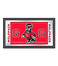 Trademark Games™ North Carolina State Logo and Mascot Framed Mirror