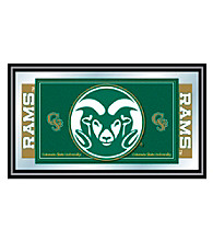 Trademark Games™ Colorado State University Logo and Mascot Framed Mirror