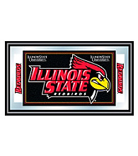 Trademark Games™ Illinois State University Logo and Mascot Framed Mirror