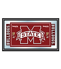 Trademark Games™ Mississippi State University Logo and Mascot Framed Mirror