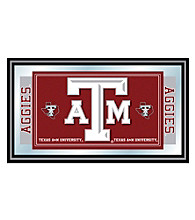 Trademark Games™ Texas A&M University Logo and Mascot Framed Mirror