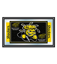 Trademark Games™ Wichita State University Logo and Mascot Framed Mirror
