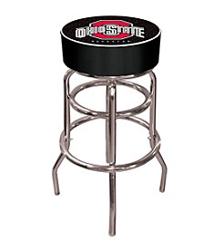 Trademark Global NCAA® Ohio State Buckeyes Padded Bar Stool