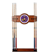 Trademark Games™ East Carolina University Wood & Mirror Wall Cue Rack