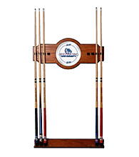 Trademark Games™ Gonzaga University Wood & Mirror Wall Cue Rack