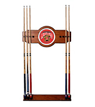 Trademark Games™ Maryland University Wood & Mirror Wall Cue Rack