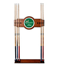 Trademark Games™ University of North Carolina Charlotte Wood & Mirror Wall Cue Rack