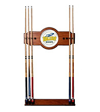 Trademark Games™ University of Toledo Wood & Mirror Wall Cue Rack