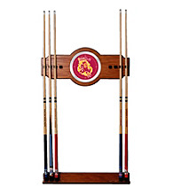 Trademark Games™ Arizona State University Wood and Mirror Wall Cue Rack