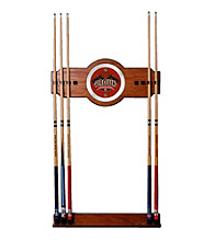 Trademark Games™ Brown University Wood and Mirror Wall Cue Rack