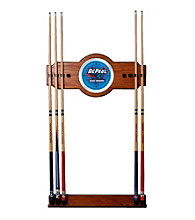 Trademark Games™ DePaul University Wood and Mirror Wall Cue Rack